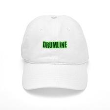 Drumline Green Baseball Cap