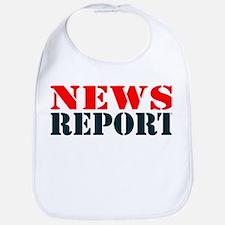 News Report Bib