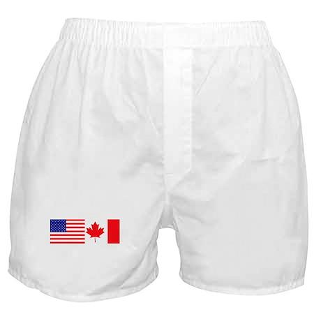 AmeriCanadian Boxer Shorts