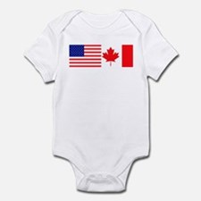 AmeriCanadian Infant Bodysuit
