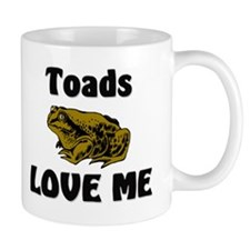 Toads Love Me Mug