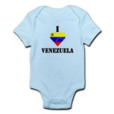 I Love Venezuela Infant Creeper