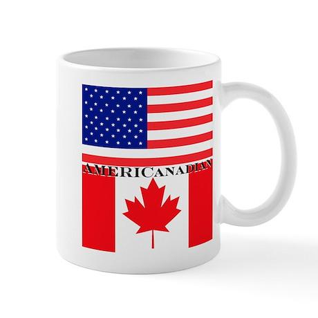 AMERICanadian Mug