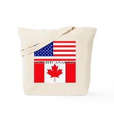 AMERICanadian Tote Bag