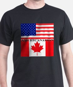 AMERICanadian T-Shirt