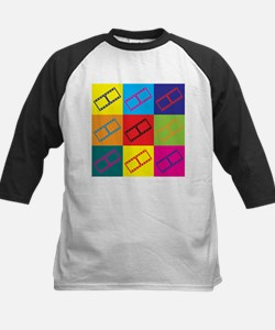 Video Editing Pop Art Tee