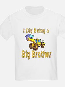 I Dig Big Brother #2 T-Shirt