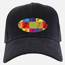 Trombone Pop Art Baseball Hat
