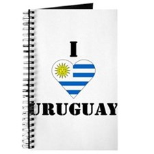 I Love Uruguay Journal