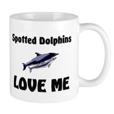 Spotted Dolphins Love Me Mug