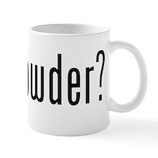 got chowder? Mug