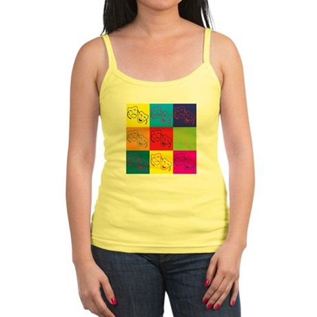 Theater Pop Art Jr. Spaghetti Tank