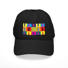 Teaching Pop Art Baseball Hat