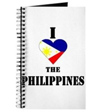 I Love The Philippines Journal