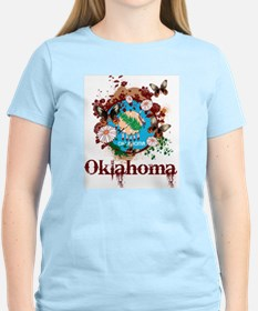 Stylish Oklahoma T-Shirt