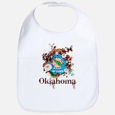 Stylish Oklahoma Bib