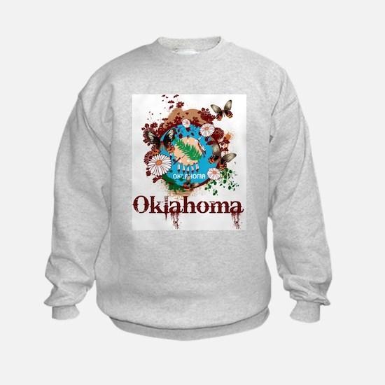 Stylish Oklahoma Sweatshirt