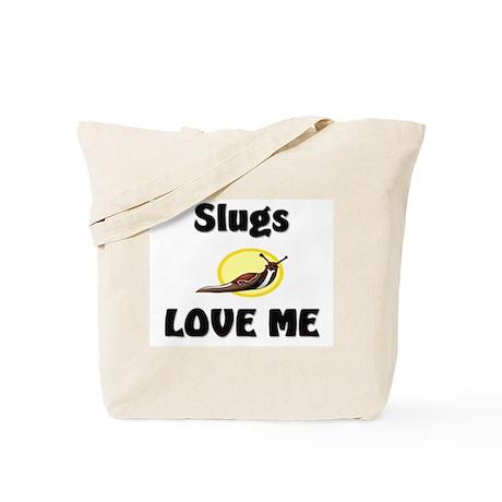 Slugs Love Me Tote Bag