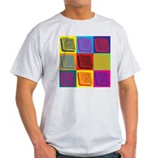 Systems Engineering Pop Art T-Shirt