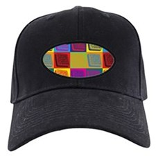 Systems Engineering Pop Art Baseball Hat