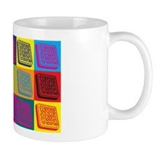 Systems Engineering Pop Art Mug