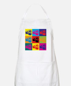 Sushi Pop Art BBQ Apron