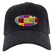 Sushi Pop Art Baseball Hat