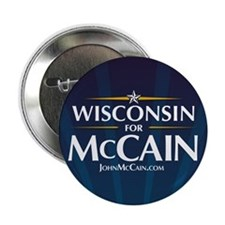 "Wisconsin 2.25"" Button (10 pack)"