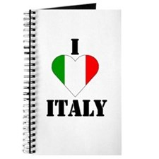 I Love Italy Journal