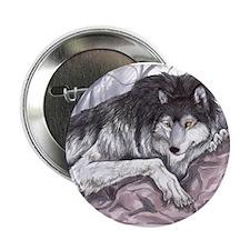 """Cute Werewolf 2.25"""" Button"""