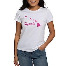 Pink Hawaii Tee