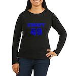 Kinsey Jersey Tran Women's Long Sleeve Dark T-Shir