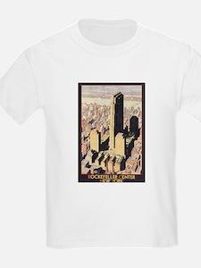 Rockefeller Center NYC T-Shirt