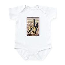Rockefeller Center NYC Infant Bodysuit