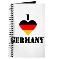 I Love Germany Journal