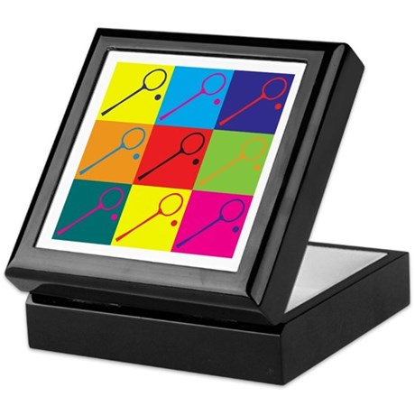 Squash Pop Art Keepsake Box
