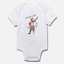 A Pirate's Life for ME (FM GOAL USA) Infant Bodysu