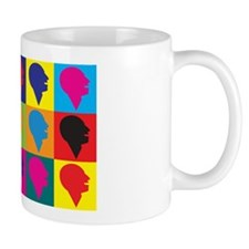 Speech-Language Pathology Pop Art Mug