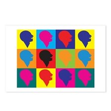 Speech Therapy Pop Art Postcards (Package of 8)