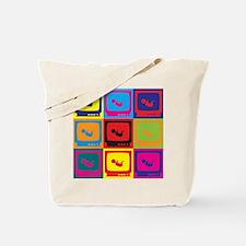 Sonograms Pop Art Tote Bag