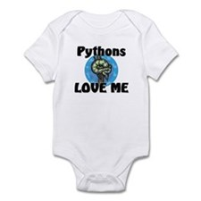 Pythons Love Me Infant Bodysuit