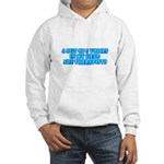 4 outta 5 Voices Hooded Sweatshirt