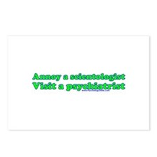 Annoy a Nut Postcards (Package of 8)