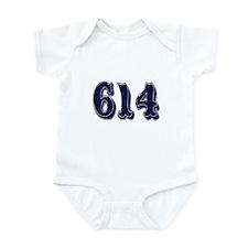 614 Infant Bodysuit