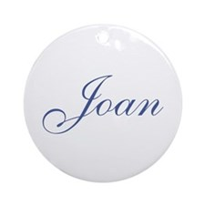 Joan Keepsake (Round)