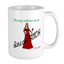 Queen Bitch - Mug