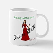 Queen Bitch -  Small Small Mug