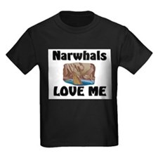 Narwhals Love Me T