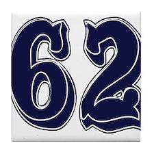62 Tile Coaster