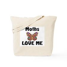 Moths Love Me Tote Bag